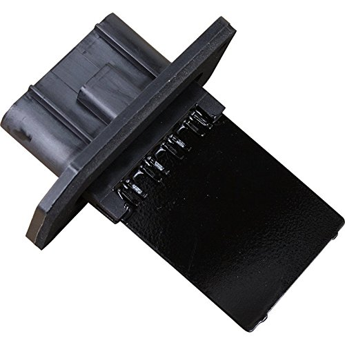 AIP Electronics HVAC Blower Motor Resistor AC Heater Switch Control Compatible Replacement For 2002-2007 Lincoln Ford and Mercury 4.0L 4.6L RU381 Oem Fit BMR193