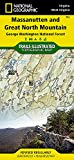 Massanutten and Great North Mountains [George Washington National Forest] (National Geographic Trails Illustrated Map)
