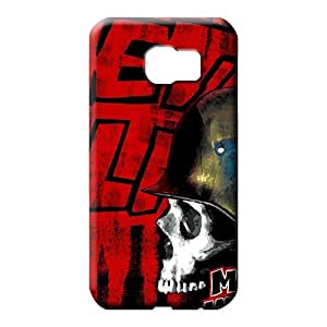 samsung galaxy S7 Heavy-duty New Scratch-proof Protection Cases Covers cell phone skins metal mulisha
