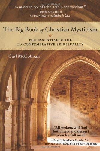 christian mystics books