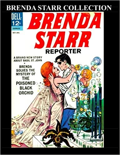 Book Brenda Starr Collection: 9 Issues: (#1, #3, #6, #9, #10, #13 reporter, #13, #14, #15)
