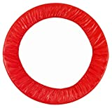 Red Trampoline Safety Pad (Spring Cover) fits for: 38'' NordicTrack Trampoline
