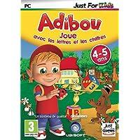 Adibou joue avec les chiffres et les lettres 4-5 ans