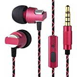Best Sound Earphones - Kingyou in-Ear Headphone Wired Bass Earbuds Dynamic Crystal Review