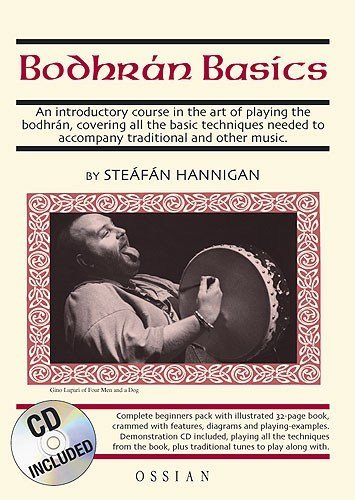 Bodhrán Basics (Book/CD). Für Schlagzeug, Percussion
