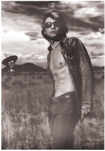 Bon Jovi Jon   Music Poster   24 X 36