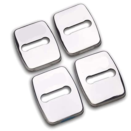 Useful 4Pcs Decor Accessory Car Door Anti Rust Lock Protective Covers