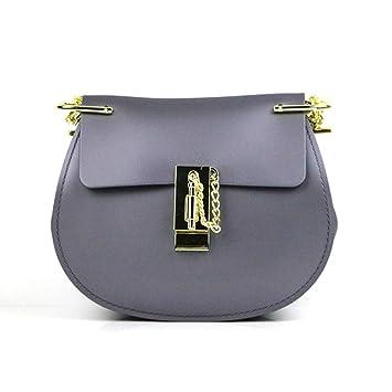 Amazon.com: Bolso-PVC Bolsas de Moda Mate Mate Bolsa de ...