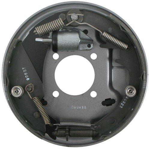 (Titan 10 in Galphorite Premier Free-Backing Hydraulic Trailer Brake Assembly, Left)