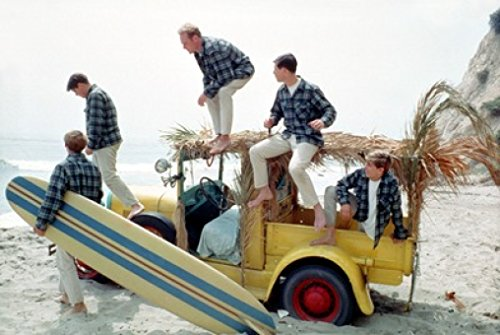 - The Beach Boys 24X36 New Printed Poster Rare #TNW796925