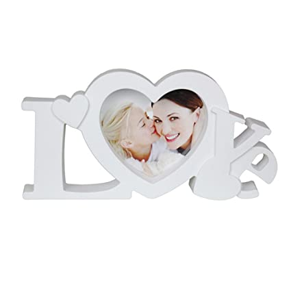 Amazon All Smiles Love Picture Frame Mom Grandama Photo Frames