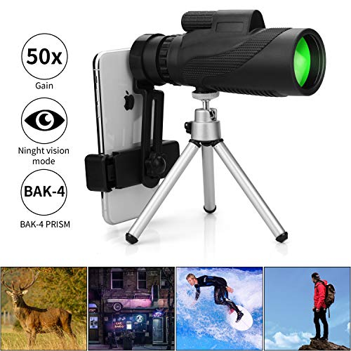 Monocular Telescope 12X50 HD