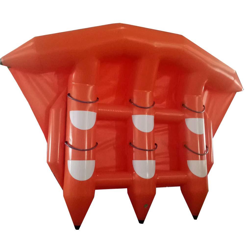 Star Paraselene Barco Hinchable de Pesca DE 0,9 mm de PVC, para ...