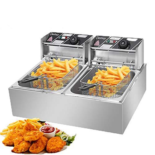 5000 watt deep fryer - 7