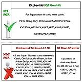 Replacement Kitchen Aid Mixer Attachments,5 Quart