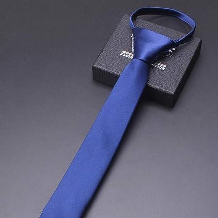 Corbata/versión Estrecha 6 cm/Moda Corbata Casual/Corbata de Seda ...