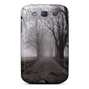 GARSHOP Case Cover Protector Specially Made For Galaxy S3 Into The Fog
