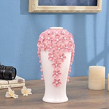 Kreative Keramik Vase Ornamente Jingdezhen Vase Blume Wohnzimmer ...