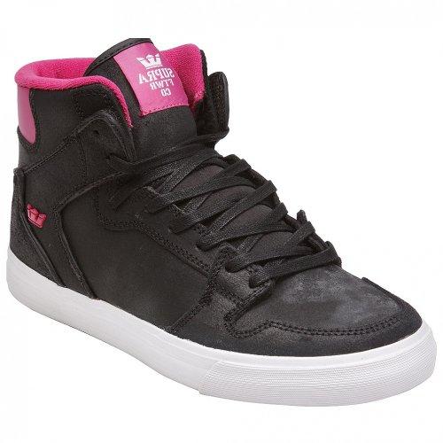Supra - Zapatillas para hombre negro negro negro - negro