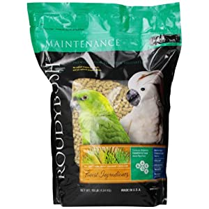 Roudybush 210Mddm Daily Maintenance Bird Food, Medium, 10-Pound 93