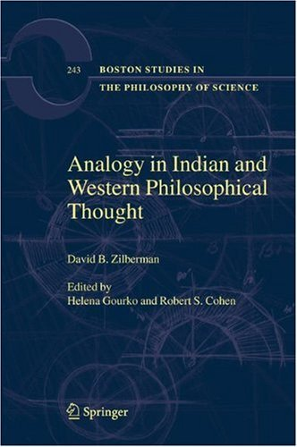 Analogy in Indian and Western Philosophical Thought: 243 (Boston Studies in the Philosophy and History of Science) Pdf