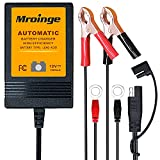 Mroinge Fully Automatic Trickle Charger and