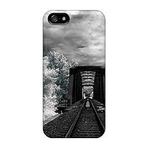 Iphone Covers Cases - Wondrous Railway Bridge Protective Cases Compatibel With Iphone 5/5S