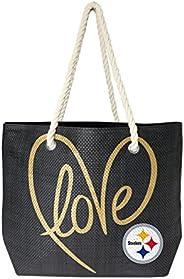 NFL Pittsburgh Steelers Rope Tote Bag