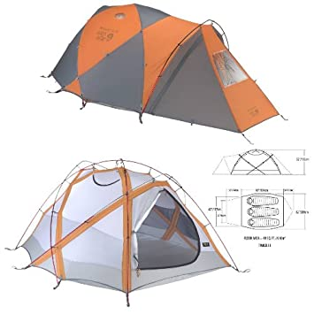 Mountain Hardwear Trango 3.1 Expedition Tent -Apricot -One  sc 1 st  Amazon.com & Amazon.com: Mountain Hardwear Trango 3.1 Expedition Tent -Apricot ...