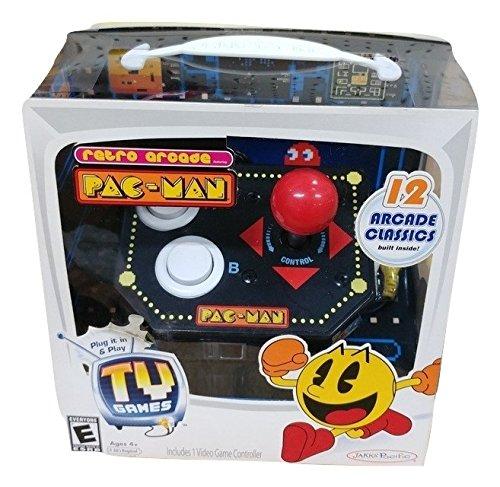 (Retro Arcade Pac Man TV Game)