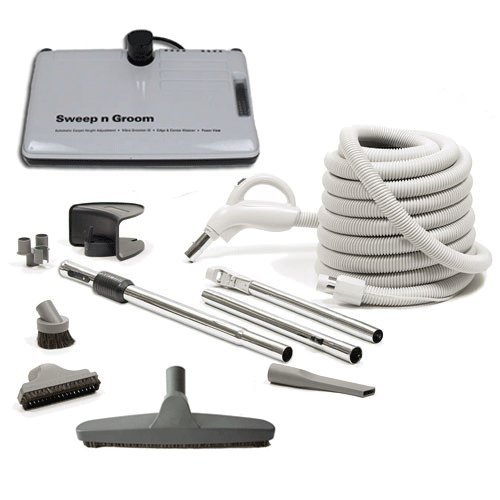 30' Deluxe Central Vacuum Accessory kit (Electrolux Attachment Kit compare prices)