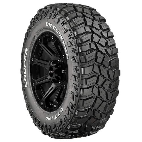Cooper Discoverer STT Pro All-Terrain Radial Tire - 33X12.5R15 - Cooper Inch Tires 15