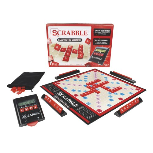 - Scrabble Electronic Scoring
