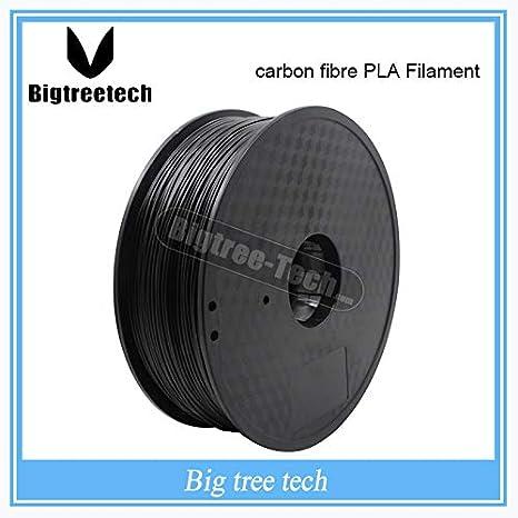 1 kg de Material de Impresora 3D 1,75 mm 30% de Fibra de Carbono ...