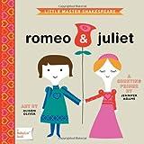 Romeo & Juliet: A BabyLit® Counting Primer (BabyLit Books)