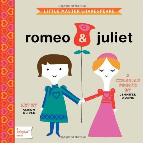 Download Romeo & Juliet: A BabyLit® Counting Primer pdf