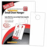 Digital Door Hanger - 3.67'' x 8.5'', 150 Door Hangers