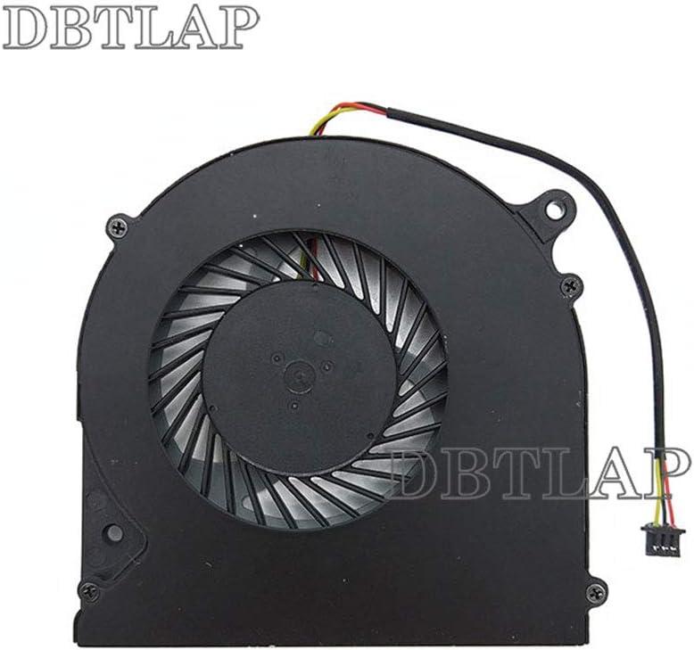 DBTLAP CPU L/üfter kompatibel f/ür Clevo W350DW F57 m510D1 F57 F57-D5R D1 D1T D2 D3 D2R 6-31-N5502-102 CPU K/ühlung L/üfter DFS551205WQ0T FH22