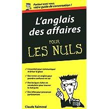 L'anglais des affaires pour les Nuls (L')