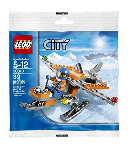 Lego, City, Arctic Mini Airplane Bagged (30310)