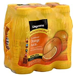 Amazon.com : Wgmns Food You Feel Good About Orange Juice ...