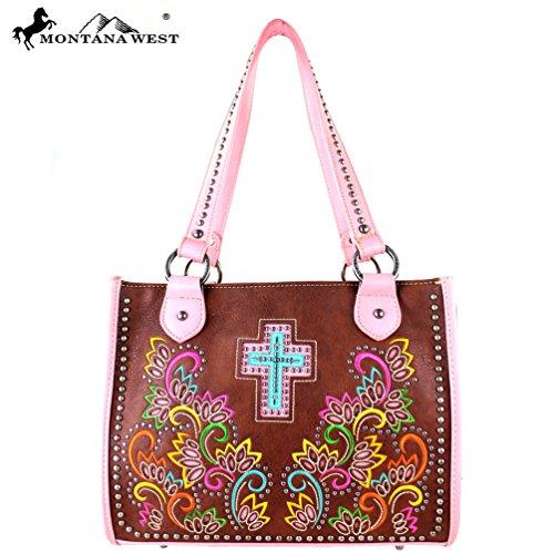 Bag West PK Tote Spiritual BR MW329 8394 Montana Collection YZaaf7