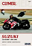 Suzuki GSX-R1000, 2001-2004, Clymer Publications Staff, 0892879270