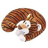 Best Kids Travel Pillows - Bon Voyage Travel Neck Pillow for Kids Cute Review