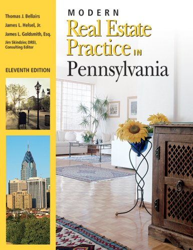 Modern Real Estate Practice in Pennslyvania (Modern Real Estate Practice in Pennsylvania)