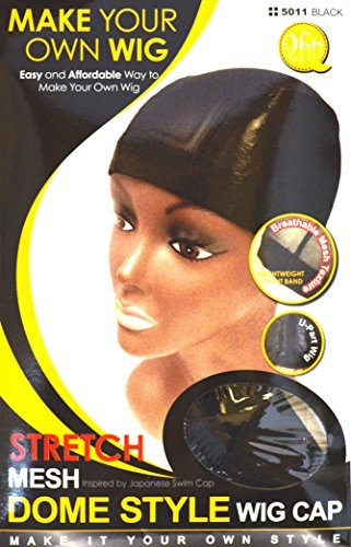 Mesh Dome Style Wig Cap - Headset Dome