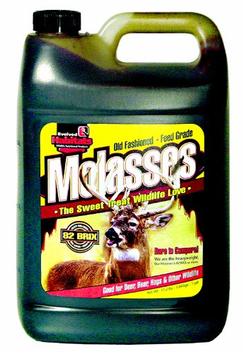 Evolved Habitats Molasses Wildlife Label, 1 gal