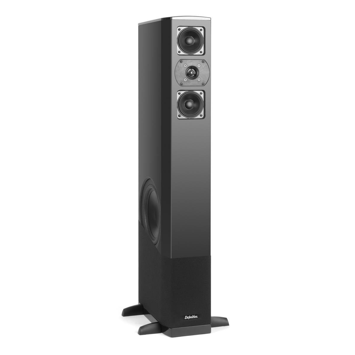 Definitive Technology BP-8020ST Bipolar Tower with Built-in Powered Subwoofer, Each