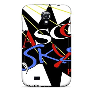 Tpu Case For Galaxy S4 With Vasco Skys Logo