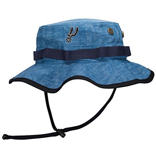 Mitchell And Ness San Antonio Spurs Bucket Hat